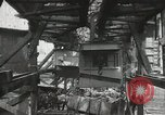 Image of railroad tunnel workers New York City USA, 1903, second 23 stock footage video 65675073370