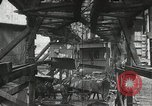 Image of railroad tunnel workers New York City USA, 1903, second 26 stock footage video 65675073370