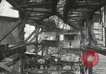 Image of railroad tunnel workers New York City USA, 1903, second 44 stock footage video 65675073370