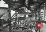 Image of railroad tunnel workers New York City USA, 1903, second 59 stock footage video 65675073370