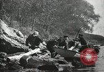 Image of Shipwreck survivors United States USA, 1902, second 21 stock footage video 65675073388