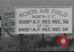 Image of Reserve airmen South Carolina United States USA, 1964, second 39 stock footage video 65675073404