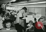 Image of passenger facilities United States USA, 1948, second 19 stock footage video 65675073412