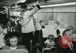Image of passenger facilities United States USA, 1948, second 21 stock footage video 65675073412