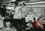 Image of passenger facilities United States USA, 1948, second 22 stock footage video 65675073412