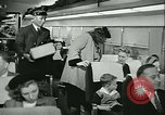 Image of passenger facilities United States USA, 1948, second 28 stock footage video 65675073412