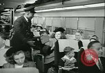 Image of passenger facilities United States USA, 1948, second 29 stock footage video 65675073412