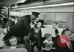 Image of passenger facilities United States USA, 1948, second 30 stock footage video 65675073412