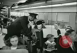 Image of passenger facilities United States USA, 1948, second 33 stock footage video 65675073412