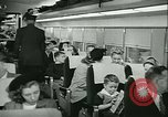 Image of passenger facilities United States USA, 1948, second 43 stock footage video 65675073412