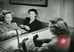 Image of passenger facilities United States USA, 1948, second 60 stock footage video 65675073412