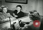 Image of passenger facilities United States USA, 1948, second 61 stock footage video 65675073412