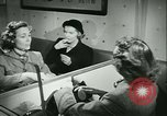 Image of passenger facilities United States USA, 1948, second 62 stock footage video 65675073412