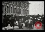 Image of Newly arriving immigrants to America  Ellis Island New York USA, 1906, second 21 stock footage video 65675073417