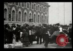 Image of Newly arriving immigrants to America  Ellis Island New York USA, 1906, second 25 stock footage video 65675073417