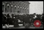 Image of Newly arriving immigrants to America  Ellis Island New York USA, 1906, second 28 stock footage video 65675073417