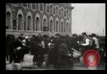 Image of Newly arriving immigrants to America  Ellis Island New York USA, 1906, second 31 stock footage video 65675073417