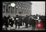 Image of Newly arriving immigrants to America  Ellis Island New York USA, 1906, second 36 stock footage video 65675073417