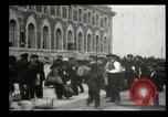 Image of Newly arriving immigrants to America  Ellis Island New York USA, 1906, second 39 stock footage video 65675073417
