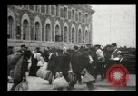 Image of Newly arriving immigrants to America  Ellis Island New York USA, 1906, second 47 stock footage video 65675073417