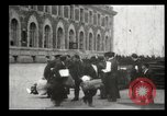 Image of Newly arriving immigrants to America  Ellis Island New York USA, 1906, second 52 stock footage video 65675073417