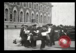 Image of Newly arriving immigrants to America  Ellis Island New York USA, 1906, second 53 stock footage video 65675073417