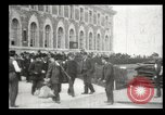 Image of Newly arriving immigrants to America  Ellis Island New York USA, 1906, second 59 stock footage video 65675073417