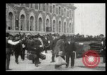 Image of Newly arriving immigrants to America  Ellis Island New York USA, 1906, second 60 stock footage video 65675073417