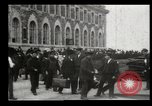 Image of Newly arriving immigrants to America  Ellis Island New York USA, 1906, second 61 stock footage video 65675073417