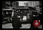 Image of New York City street scene early 1900s New York City USA, 1903, second 6 stock footage video 65675073418