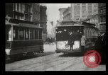 Image of New York City street scene early 1900s New York City USA, 1903, second 13 stock footage video 65675073418
