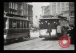 Image of New York City street scene early 1900s New York City USA, 1903, second 18 stock footage video 65675073418