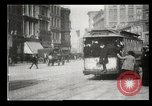 Image of New York City street scene early 1900s New York City USA, 1903, second 23 stock footage video 65675073418