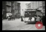 Image of New York City street scene early 1900s New York City USA, 1903, second 26 stock footage video 65675073418