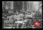 Image of Lower Broadway New York City USA, 1903, second 14 stock footage video 65675073419