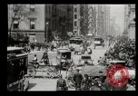 Image of Lower Broadway New York City USA, 1903, second 18 stock footage video 65675073419