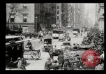 Image of Lower Broadway New York City USA, 1903, second 19 stock footage video 65675073419