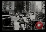 Image of Lower Broadway New York City USA, 1903, second 21 stock footage video 65675073419