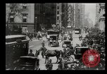 Image of Lower Broadway New York City USA, 1903, second 23 stock footage video 65675073419