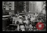 Image of Lower Broadway New York City USA, 1903, second 24 stock footage video 65675073419