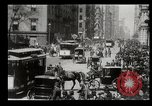 Image of Lower Broadway New York City USA, 1903, second 25 stock footage video 65675073419