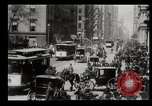 Image of Lower Broadway New York City USA, 1903, second 26 stock footage video 65675073419