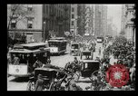 Image of Lower Broadway New York City USA, 1903, second 27 stock footage video 65675073419