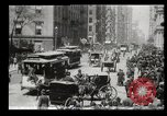 Image of Lower Broadway New York City USA, 1903, second 28 stock footage video 65675073419