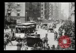 Image of Lower Broadway New York City USA, 1903, second 29 stock footage video 65675073419
