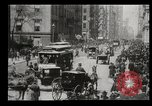 Image of Lower Broadway New York City USA, 1903, second 30 stock footage video 65675073419