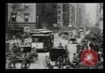 Image of Lower Broadway New York City USA, 1903, second 31 stock footage video 65675073419