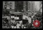 Image of Lower Broadway New York City USA, 1903, second 32 stock footage video 65675073419