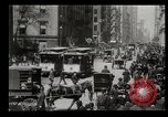 Image of Lower Broadway New York City USA, 1903, second 33 stock footage video 65675073419