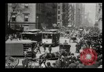 Image of Lower Broadway New York City USA, 1903, second 34 stock footage video 65675073419